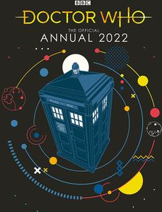 [Doctor Who: Official Annual 2022 (Hardcover) (Product Image)]
