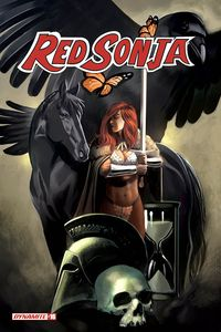 [Red Sonja #16 (Cover C Bob Q) (Product Image)]