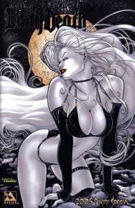 [Lady Death: Bikini 2005 (Platinum Foil Variant) (Product Image)]