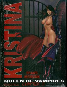 [Kristina Queen Of The Vampires: Volume 2 (Product Image)]