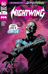 [Nightwing #70 (Product Image)]