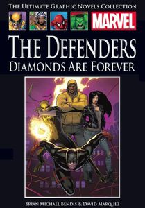 [Marvel Graphic Novel Collection: Volume 230: The Defenders: Diamonds Are Forever (Product Image)]