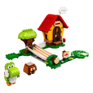 [LEGO: Super Mario: Expansion Set: Mario's House & Yoshi (Product Image)]