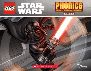 [LEGO Star Wars: Phonics Boxed Set (Product Image)]