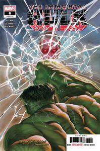 [Immortal Hulk #6 (Product Image)]