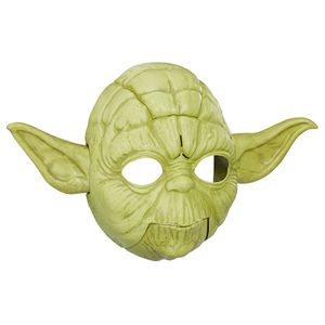 [Star Wars: Electronic Mask: Yoda (Product Image)]