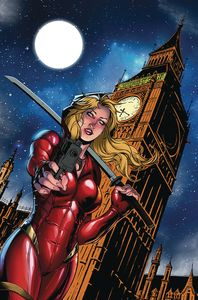 [Grimm Fairy Tales Red Agent: Human Order #5 (Cover A Riveiro) (Product Image)]