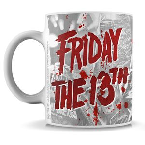 [Friday The 13th: Mug: Jason Lives (Product Image)]