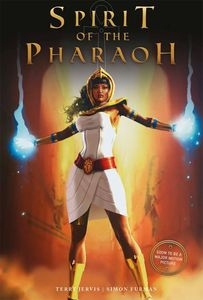 [Spirit Of The Pharaoh (Queen Nefekari Cover Variant Signed Edition) (Product Image)]