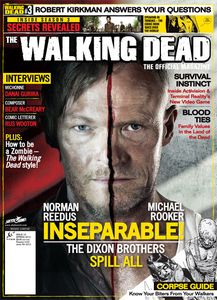 [Walking Dead Magazine #3 (Product Image)]
