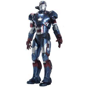 [Iron Man 3: Super Alloy Die Cast Figure: Iron Patriot (Product Image)]