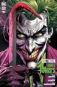 [Batman: Three Jokers #1 (Product Image)]