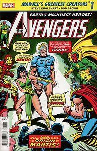 [True Believers: Avengers Origin Of Mantis #1 (Product Image)]