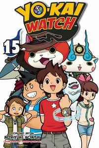 [Yo-Kai Watch: Volume 15 (Product Image)]