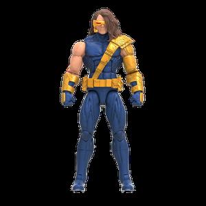 [X-Men: Marvel Legends Action Figure: Cyclops (Product Image)]