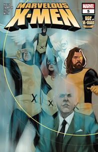 [Age Of X-Man: Marvelous X-Men #5 (Product Image)]