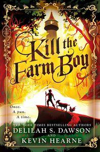 [Kill The Farm Boy (Hardcover) (Product Image)]