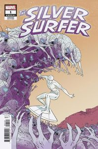 [Silver Surfer: Annual #1 (Martin Variant) (Product Image)]