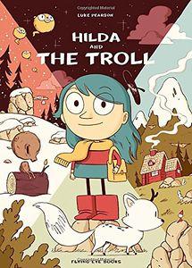 [Hilda & The Troll (Product Image)]