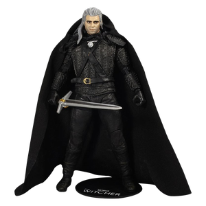[The Witcher: Netflix: Action Figure: Geralt Of Rivia (Product Image)]