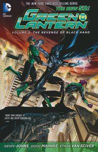 [Green Lantern: Volume 2: The Revenge Of Black Hand (Product Image)]