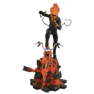 [Marvel Milestones: Comic Statue: Ghost Rider (Product Image)]