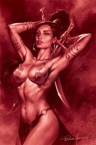 [Dejah Thoris (2019) #11 (Parrillo Tint Virgin Red Variant) (Product Image)]
