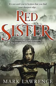 [Book Of The Ancestor: Book 1: Red Sister (Product Image)]