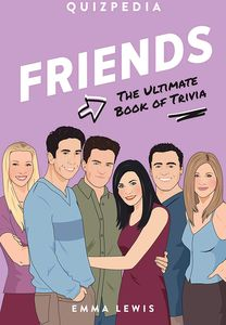 [Friends Quizpedia: The Ultimate Book Of Trivia (Product Image)]