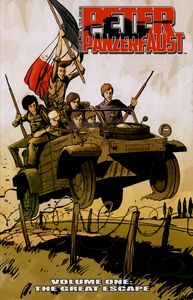 [Peter Panzerfaust: Volume 1: The Great Escape (Product Image)]