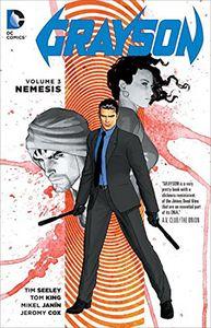 [Grayson: Volume 3: Nemesis (Product Image)]