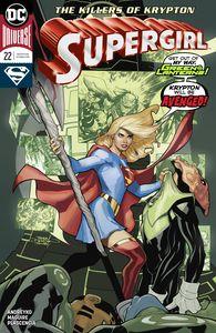 [Supergirl #22 (Product Image)]