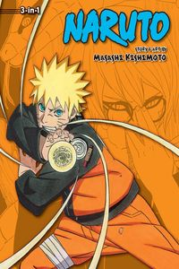 [Naruto: 3-In-1 Edition: Volume 18 (Product Image)]