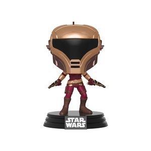 [Star Wars: The Rise Of Skywalker: Pop! Vinyl Figure: Zorii Bliss (Product Image)]