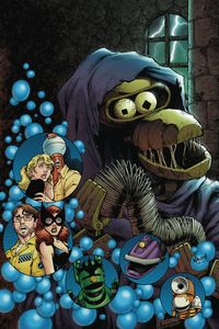 [Mystery Science Theater 3000 #3 (Cover A Nauck) (Product Image)]