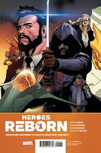 [Heroes Reborn #1 (Product Image)]