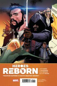 [Heroes Reborn #1 (Product Image)]