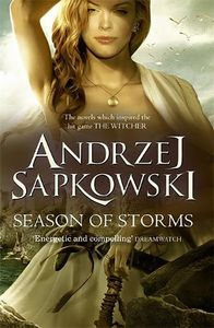 [Witcher: Book 6: Season Of Storms (Hardcover) (Product Image)]