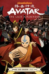[Avatar: The Last Airbender: Volume 11: Smoke & Shadow: Part 2 (Product Image)]