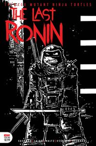 [Teenage Mutant Ninja turtles: The Last Ronin #1 (3rd Printing) (Product Image)]