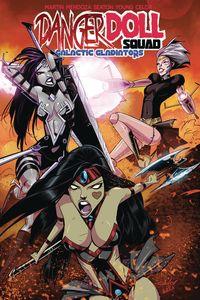 [Danger Doll Squad: Volume 2: Gladiators (Product Image)]