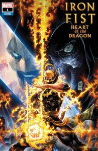 [Iron Fist: Heart Of Dragon #1 (Tan Variant) (Product Image)]