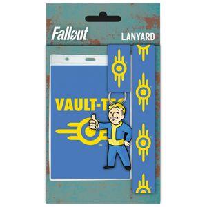[Fallout 4: Lanyard:  Vault-Tech (Product Image)]