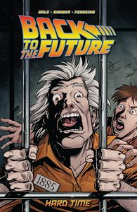 [Back To The Future: Volume 4: Hard Time (Product Image)]