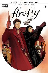 [Firefly #12 (Cover A Main Garbett) (Product Image)]