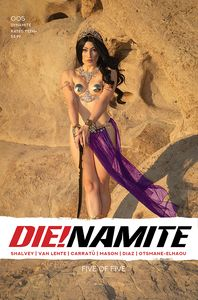 [Die!Namite #5 (Cover D Hollon Cosplay) (Product Image)]