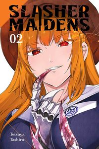 [Slasher Maiden: Volume 2 (Product Image)]