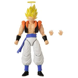 [Dragon Ball: Stars Wave Action Figure: Super Saiyan Gogeta (Product Image)]