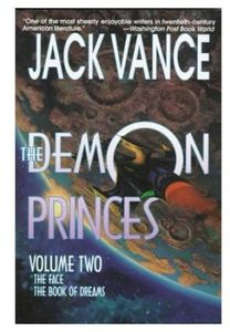 [Demon Princes: Book 2: The Face, The Book of Dreams (Product Image)]