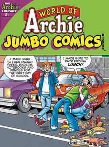 [World Of Archie: Jumbo Comics Digest #81 (Product Image)]